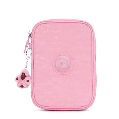 100 Pens Case - Scallop Pink
