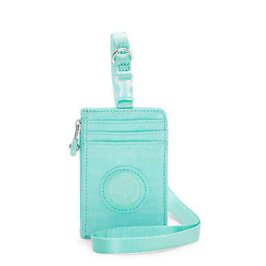Leroy Lanyard ID Holder - Fresh Teal