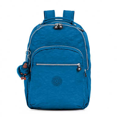 Seoul Large Laptop Backpack - Blue Crab