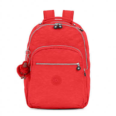 Seoul Large Laptop Backpack - Cherry