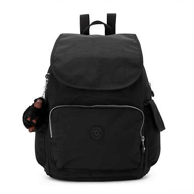 Ravier Medium Backpack - Black