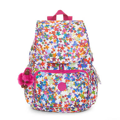 Ravier Medium Printed Backpack - undefined