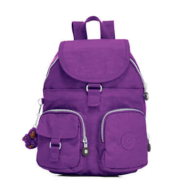 Lovebug Small Backpack - Tile Purple