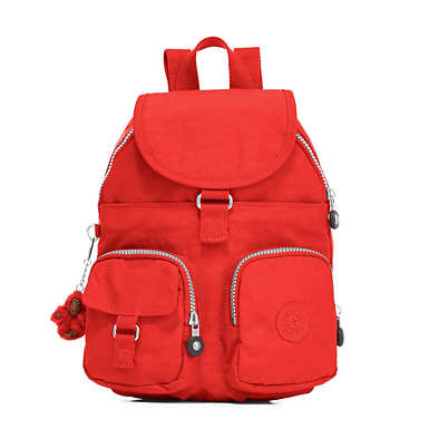 Lovebug Small Backpack - Wild Red