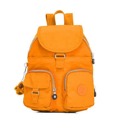 Lovebug Small Backpack - Orange Fresh