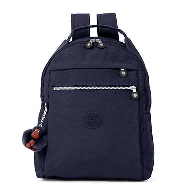 Micah Medium Laptop Backpack - True Blue