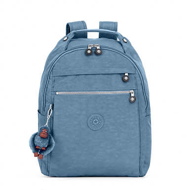 Micah Medium Laptop Backpack - Blue Bird