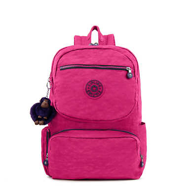 Dawson Large Laptop Backpack - Very Berry Contrast