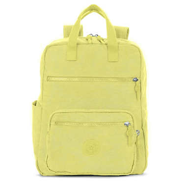Sharpay Medium Laptop Backpack - Garden Green