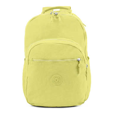 Seoul Large Laptop Backpack - Garden Green