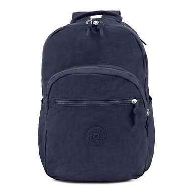 Seoul Large Laptop Backpack - True Blue