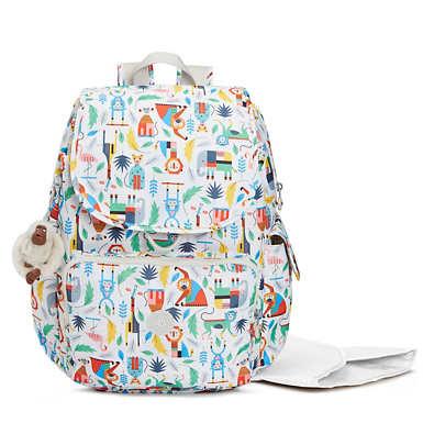 Baby Printed Diaper Backpack - Bundle Of Love