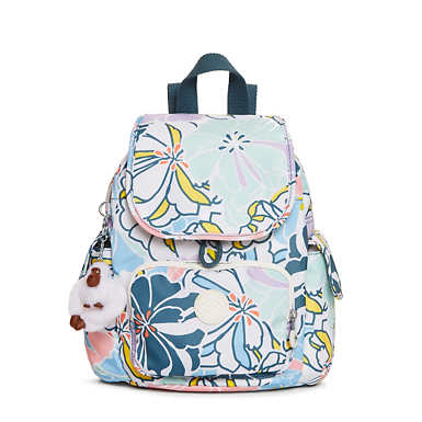 Ravier XS Printed Backpack - Hello Spring
