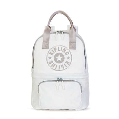 Declan Convertible Backpack/Tote - Alabaster
