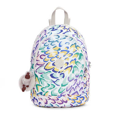 Yaretzi Small Printed Backpack - undefined