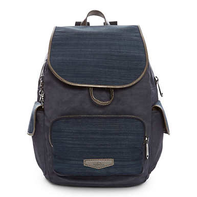 City Pack Medium Backpack - Eclipse Blue