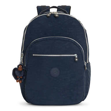 Seoul Extra Large Laptop Backpack - True Blue