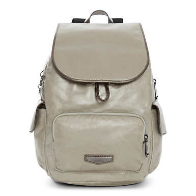 City Pack Medium Backpack - Moon Metal
