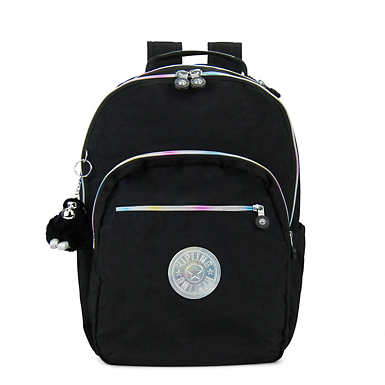 Seoul Large Laptop Backpack - Black