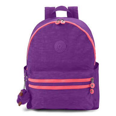 Bouree Backpack - Tile Purple