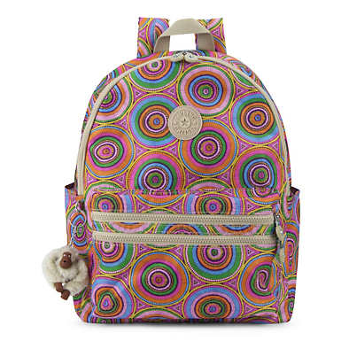 Bouree Printed Backpack - Late Dusk