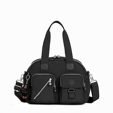 Defea Handbag - Black