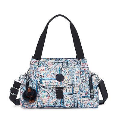 Felix Printed Handbag - undefined