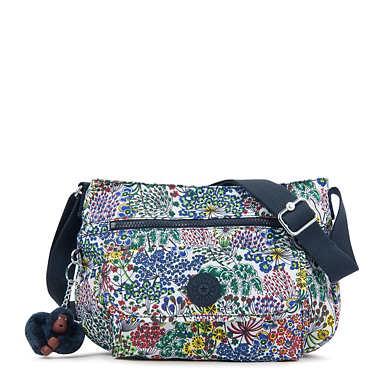Syro Print Crossbody Bag - Little Flower
