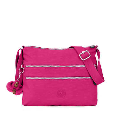 Alvar Crossbody Bag - Very Berry