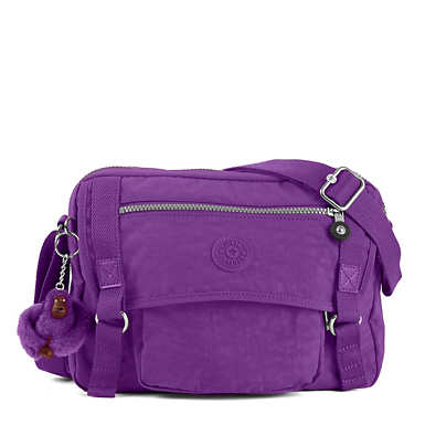 Gracy Crossbody Bag - Tile Purple