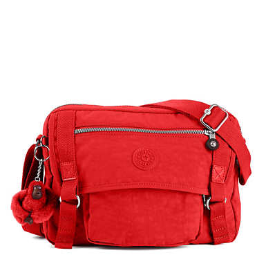 Gracy Crossbody Bag - Cherry