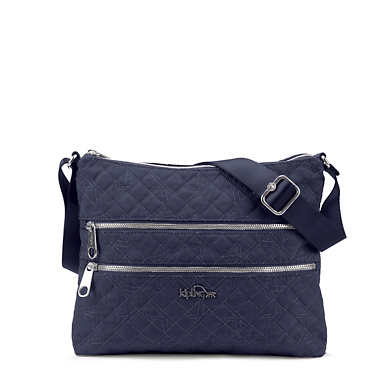 Alvar Crossbody Bag - True Blue