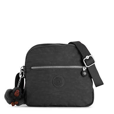 Keefe Crossbody Bag - Black