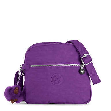 Keefe Crossbody Bag - Tile Purple