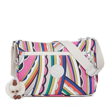 Callie Printed Handbag - undefined