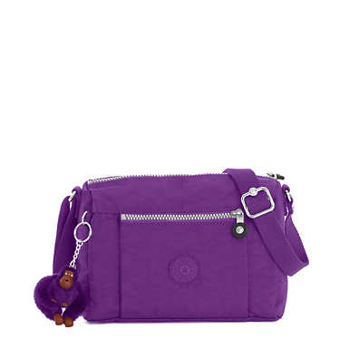 Wes Crossbody Bag - Tile Purple