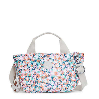 Sugar S II Printed Mini Bag - Meadow Flower Pink