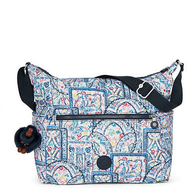 Alenya Printed Crossbody Bag - Lovely Day Print