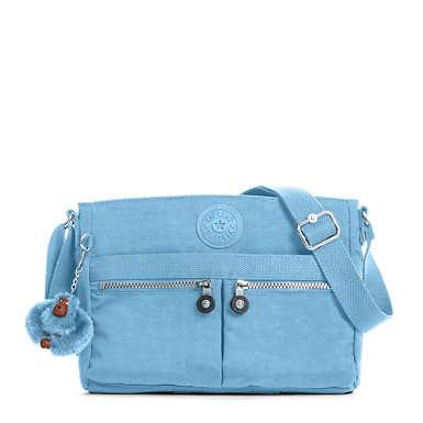 Angie Crossbody Bag - Blue Grey