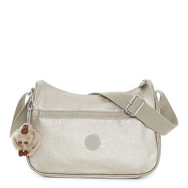 Sally Metallic Handbag - undefined