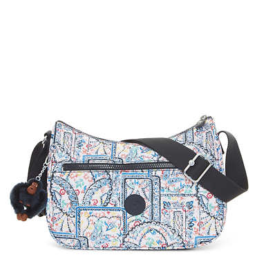 Sally Printed Handbag - undefined
