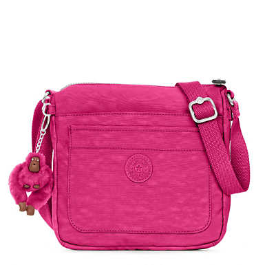 Sebastian Crossbody Bag - Very Berry