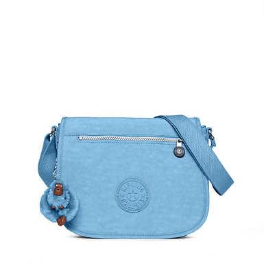 Attyson Crossbody Bag - Blue Grey
