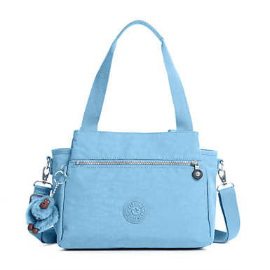 Elysia Handbag - Blue Grey