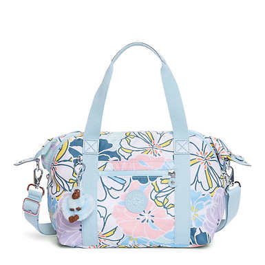 Art S Printed Handbag - Hello Spring