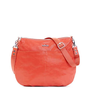 Walfred Hobo Handbag - Cool Orange