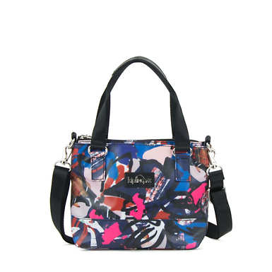 Brandi Printed Crossbody Bag - Chirpy Adventure