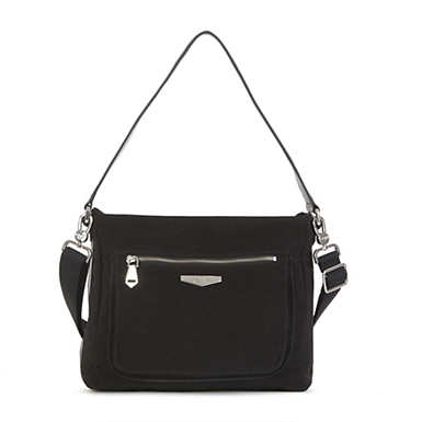 Kaeon Rebellion Crossbody Bag - Black