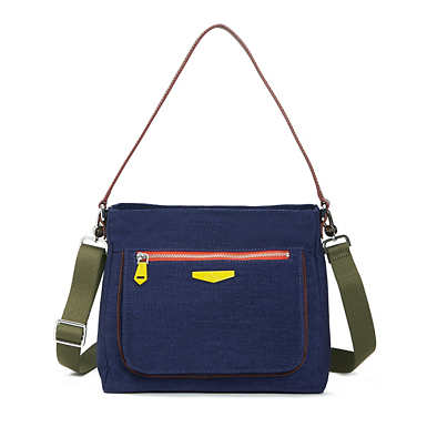 Kaeon Rebellion Crossbody Bag - Blue