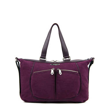 Kaeon Triumphant Handbag - Purple